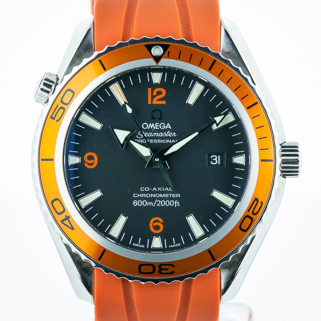 Omega Seamaster Professional Planet Ocean 168 1652 Mens