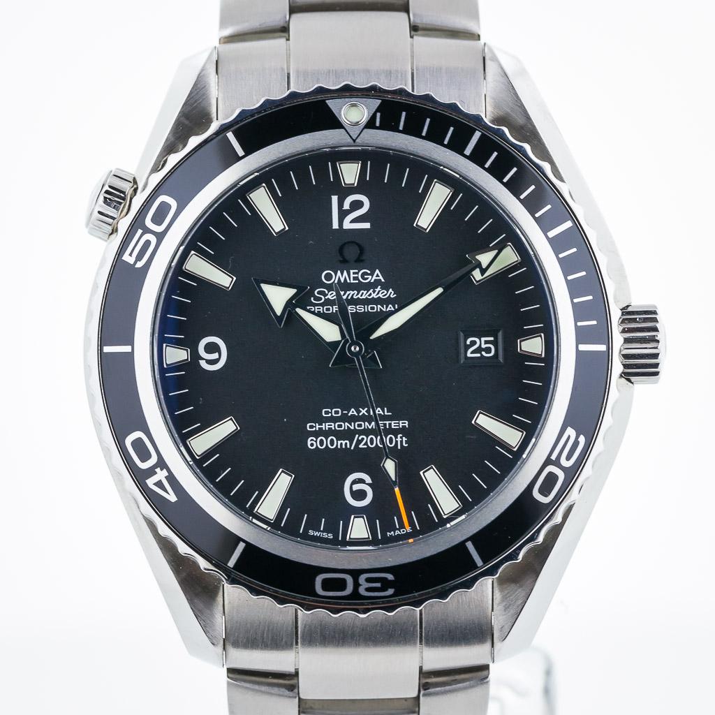 omega seamaster professional chronometer manual