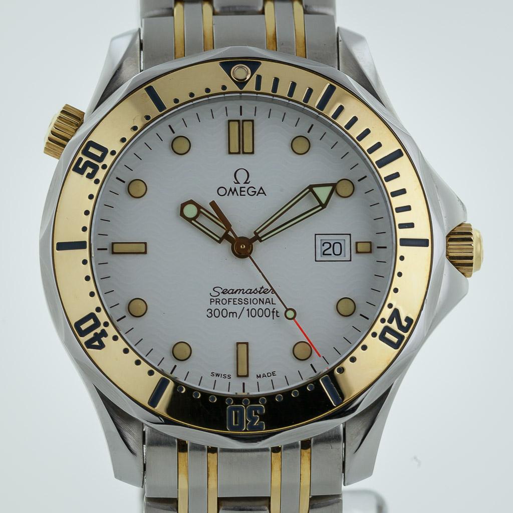 278d3ea52089 Omega Seamaster Professional ...