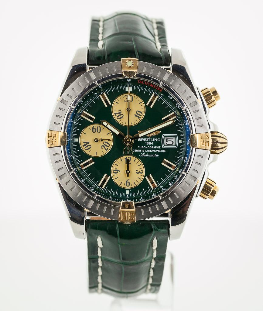 Breitling Chronomat Evolution B13356 Mens Automatic