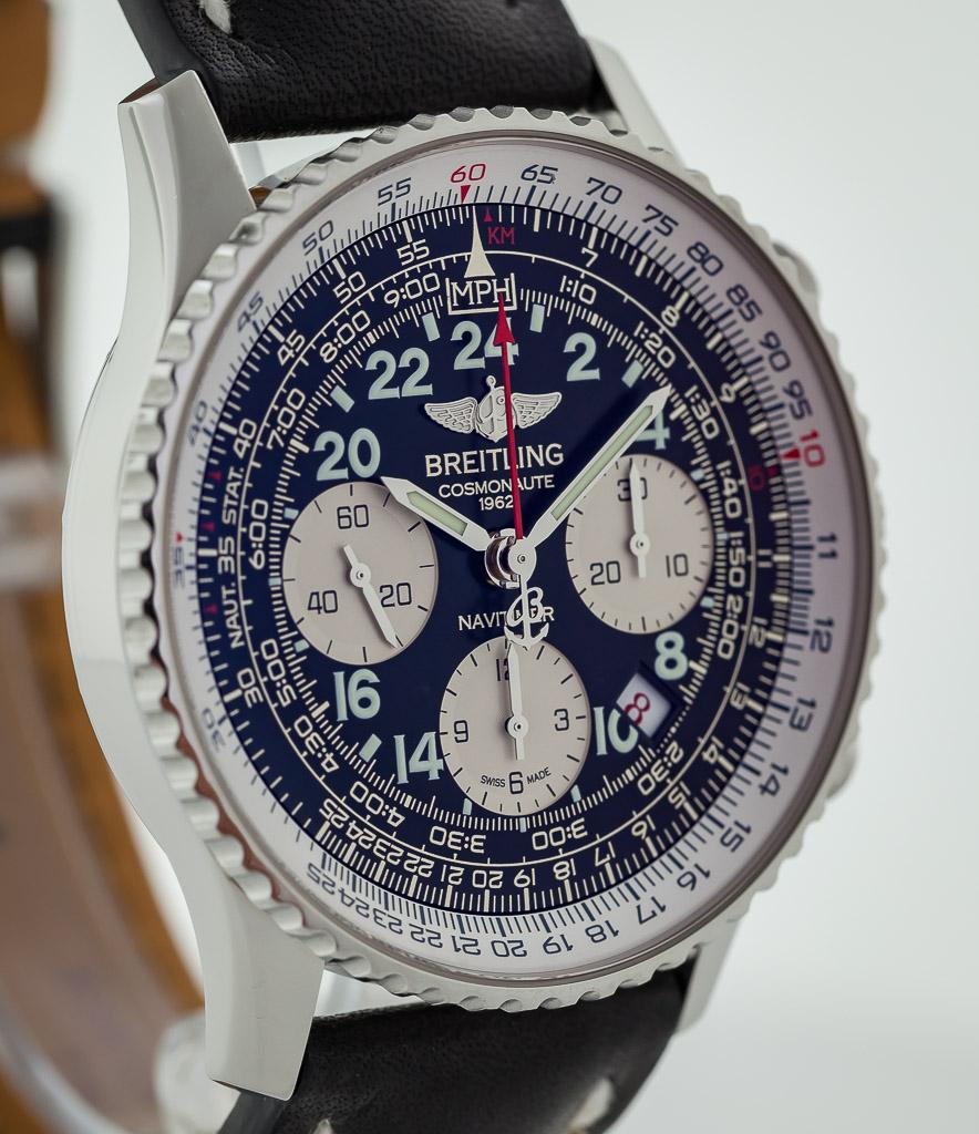 Breitling Navitimer Cosmonaute 02 Ref Ab0210 Mercury 7